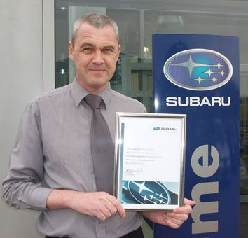 Phil Cross-Subaru Brand Specialist