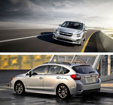 Subaru reveal all new Impreza