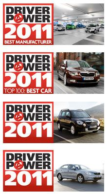 Results of the 2011 Driver Power survey