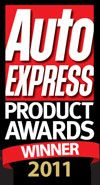 Auto Express New Car Awards 2011