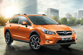 Subaru XV AWD Sports Crossover-Middlesbrough