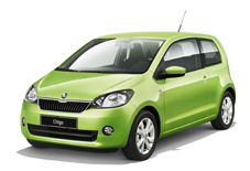 Skoda Citigo Launch Weekend in Middlesbrough