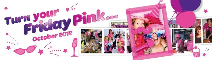 Pink Friday In Middlesbrough
