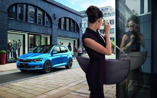 New SKODA Fabia Launch Weekend
