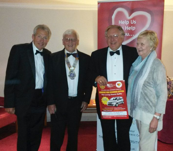 Loving Hearts Raffle and Gala Dinner