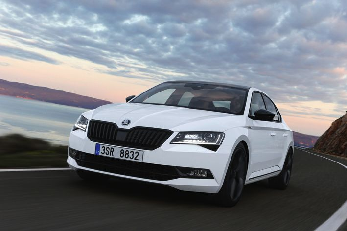 ŠKODA on record course