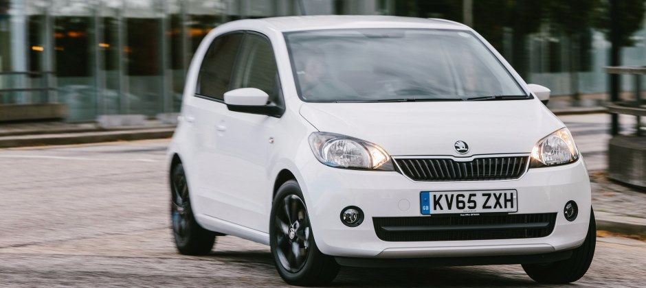 Citigo: our smallest used car is big on safety