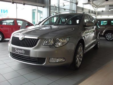 Skoda Superb Middlesbrough
