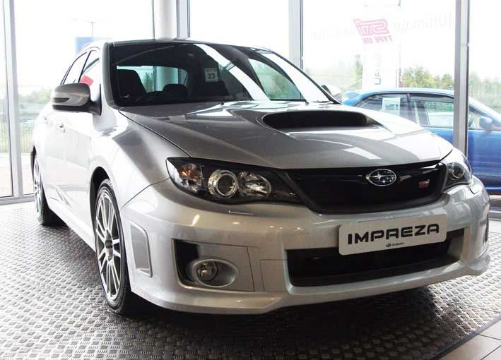 New Subaru WRX STi 4-Door Saloon Middlesbrough