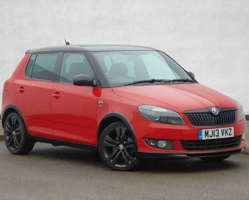 Skoda Fabia Monte Carlo in Middlesbrough
