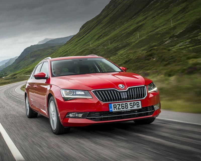 ŠKODA is on top of the world with latest fleet award wins
