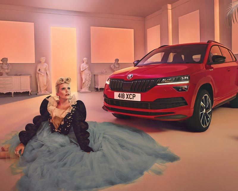 Paloma Faith joins British music stars in new ŠKODA 'I Gotta Be Me' UK campaign to champion individuality