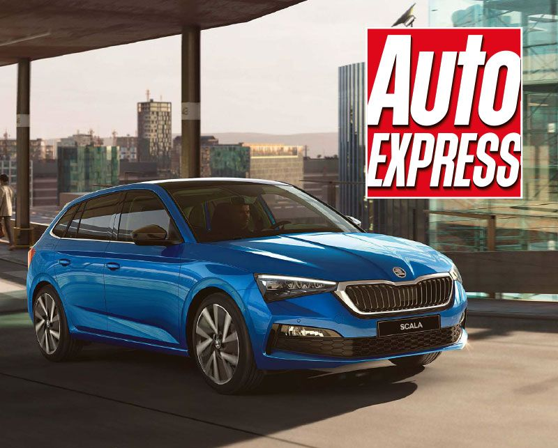 Scala Beats Rivals in Auto Express Test