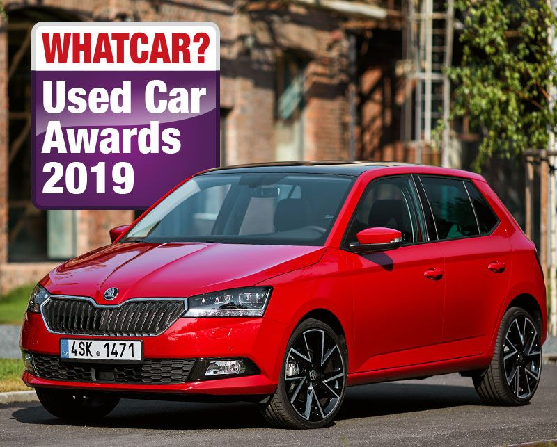 ŠKODA doubles up on What Car? silverware as Fabia and Superb take Used Car of the Year titles