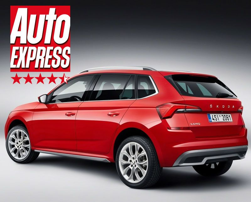 The All New Skoda Kamiq impresses in Auto Express Review